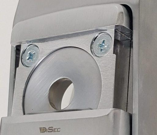 Escudo de seguridad magnético para cerraduras SIDESE